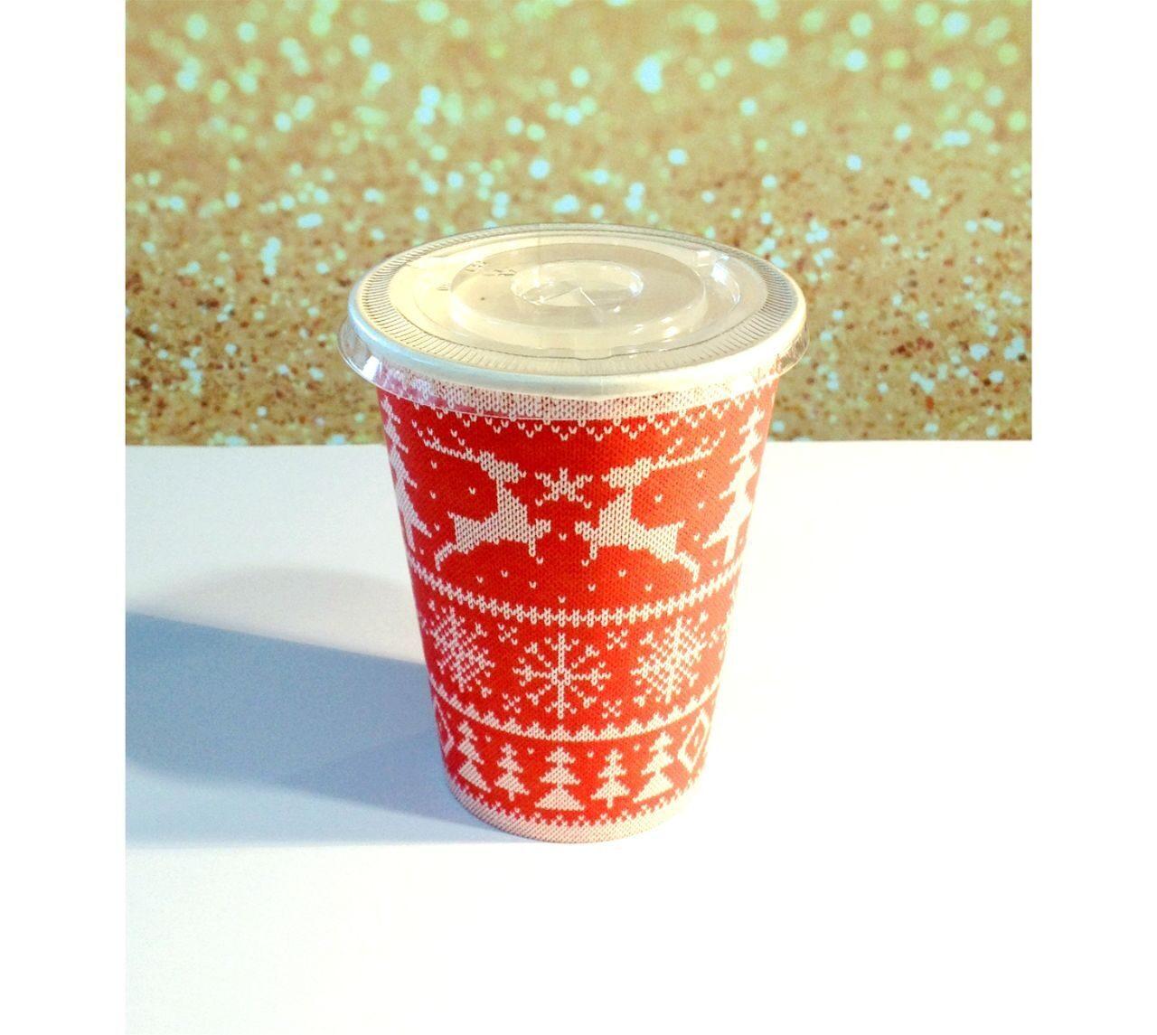 Бумажные стаканчики для горячих напитков оптом в Москве
